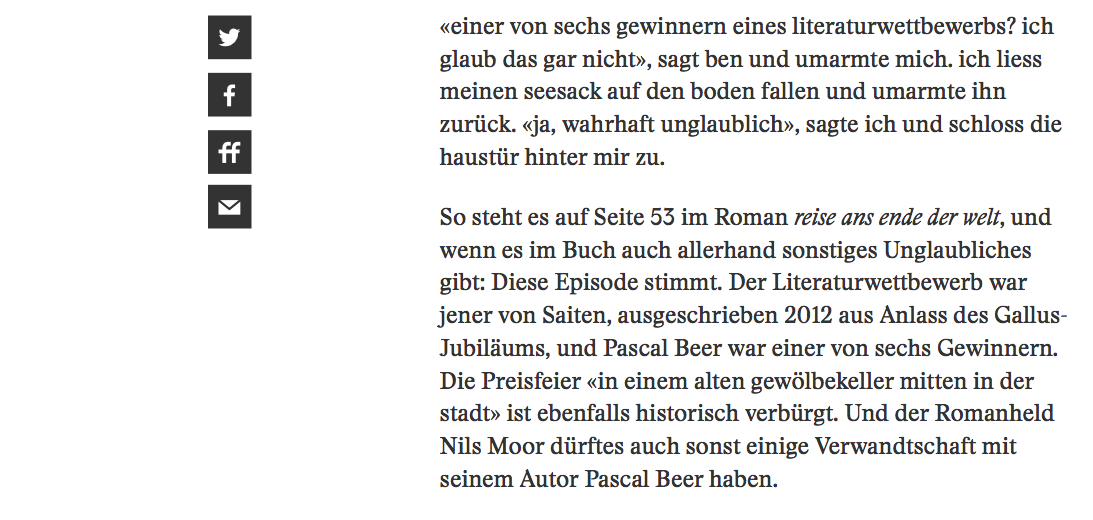 Rezension reise Saiten 2/5