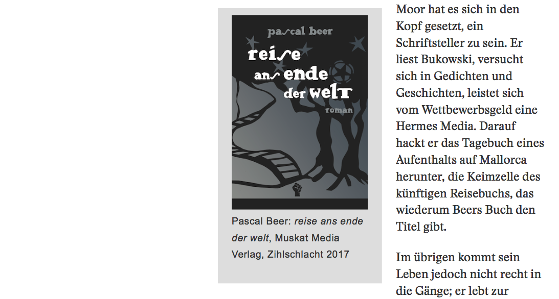 Rezension reise Saiten 3/5